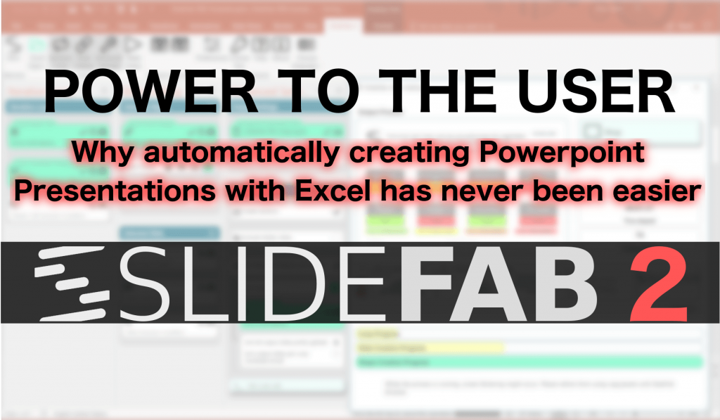 SlideFab 2. Power to the User Blog Post Image