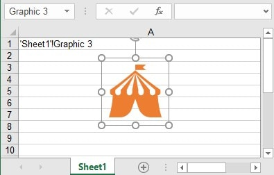 Export Mode Indirect Shape Excel Source