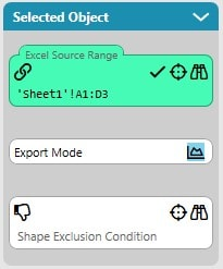 PowerPoint Chart Export Mode Settings